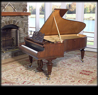 PianoGrands - Fine Antique Pianos